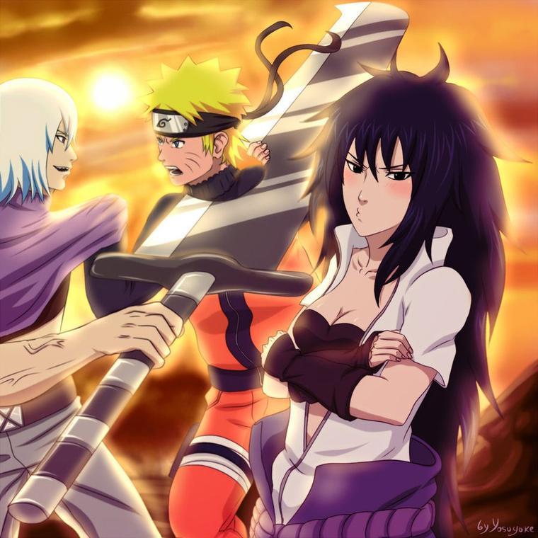 Naruto shippuden rencontre killer bee