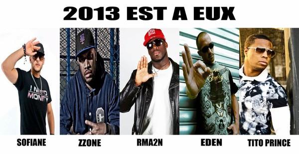 2013 EST A EUX !