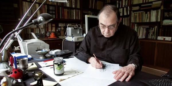 L'auteur de bande dessinée Gotlib est mort