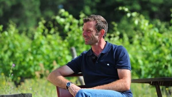Éric Dubois, gardien du Clos Cristal à Champigny - France 3 Pays de la Loire