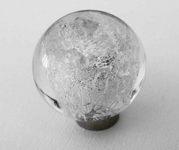 Bubble luxury bouton de meuble en verre de murano blog - Bouton de meuble en verre ...