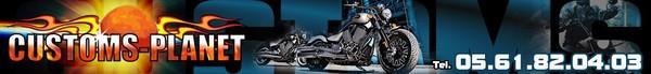 Pièces et accessoires harley davidson ®, motos custom jap, Victory et Indian.