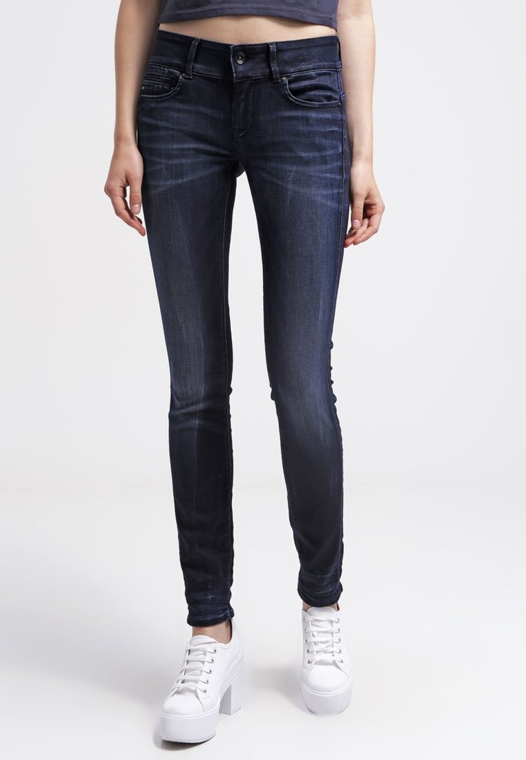 g star midge cody mid skinny jean slim jeans femme g star zalando tendance mode femme. Black Bedroom Furniture Sets. Home Design Ideas