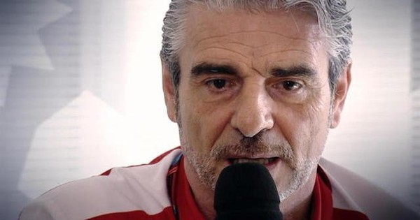 Gens du paddock - Maurizio Arrivabene