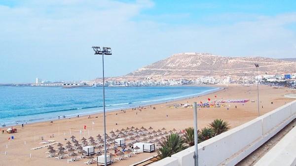earthTV | Agadir, Maroc WEB CAM