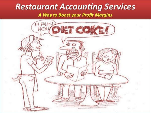 Are you a restaurant owner and facing problems especially in accounting issues, then we have a solution for you in this presentation.