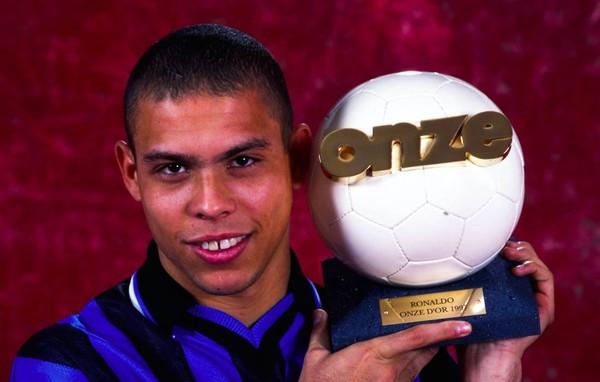 Ronaldo en 40 photos