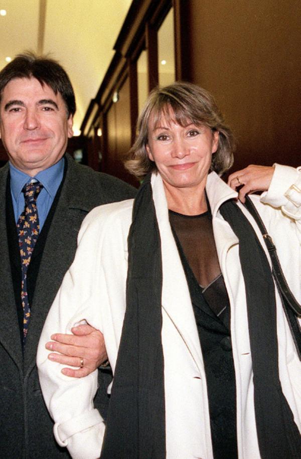 Michèle Chauvier, l'épouse de Serge Lama, retrouvée morte à son domicile