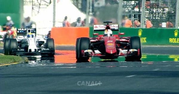 Grand Prix d'Abu Dhabi - Dernier tour de piste