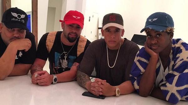 Instagram photo by Daddy Yankee • Aug 22, 2016 at 1:12am UTC