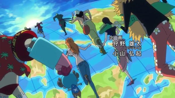 One Piece 752 VOSTFR: Le nouveau Grand corsaire! Le fils du légendaire Barbe Blanche apparaît! ~ Gum Gum Streaming