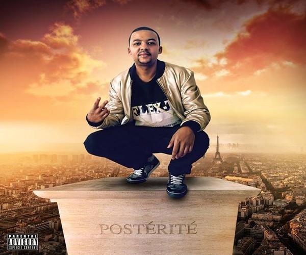 """Flex-T balance la tracklist et la cover de son album """"Postérité"""""""