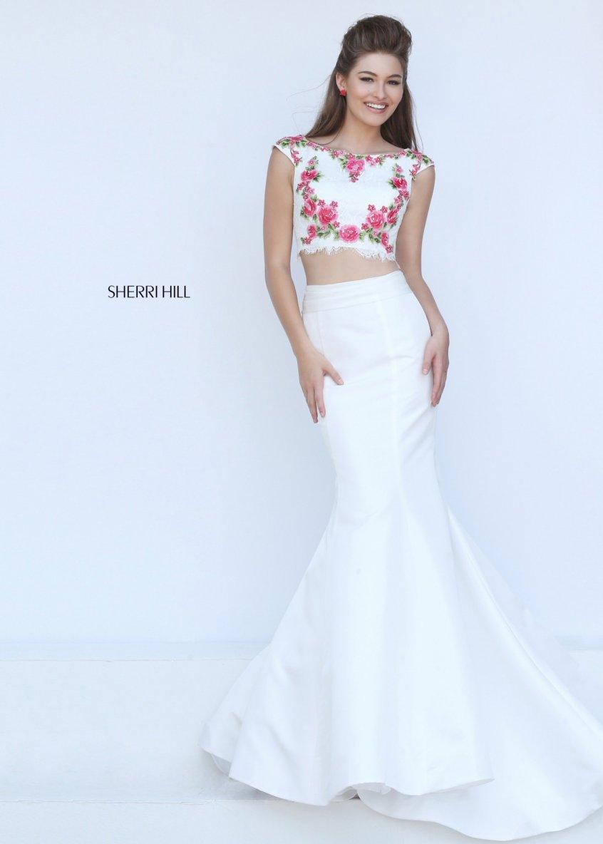 Sherri Hill Cheap Prom Dresses