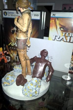 La Figurine Syberia en résine
