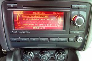 AUDI TT 2L TFSI 200CV AN 10/2007 78000KMS EXCELLENT ETAT (VENDU LE 11/07/2015)