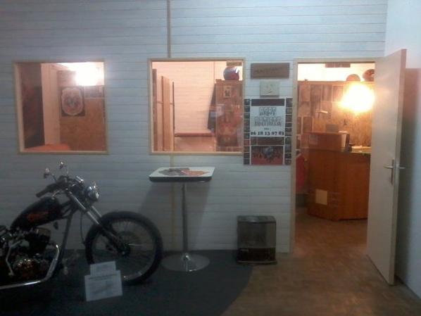 TATTOO SHOP A LUGON EN PARTENARIAT AVEC MOTORCYCLES&SHOP
