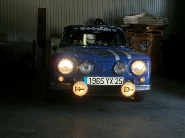 Renault R8 Gordini !