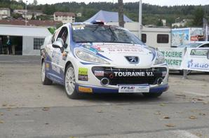 final de la coupe de france des rallyes 2013