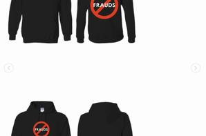 If you want a No Frauds Shirt or Sweater go to NickiMinajStore.Com