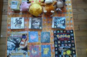 Spécial ma collection pokémon