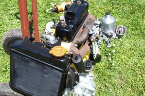 moteur de 1000cc pour la mini noire