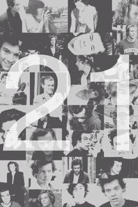 Happy 21th Birthday Harry !!!!!!!!!!! <3