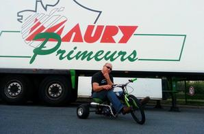 Tricycle 110cm3 Maury