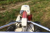 Le Honda F800 de sortie