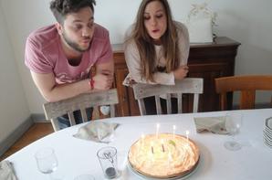 Antonine  18 ans...     Hugues 21 ans ...