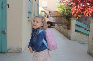 Et...En route pour le chemin de l'école.