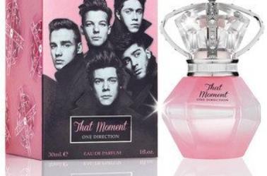 Les parfums des one direction