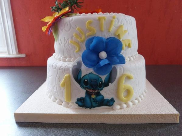 birthday cakes lilo et stitch