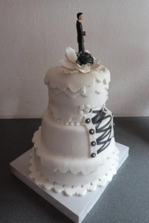 wedding cakes homme et femme