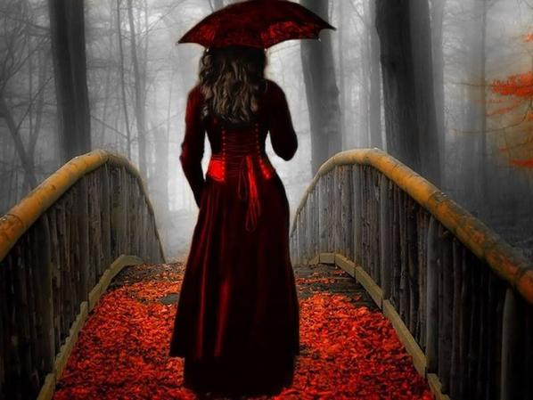 la femme au parapluie!!!!!!!!!!!