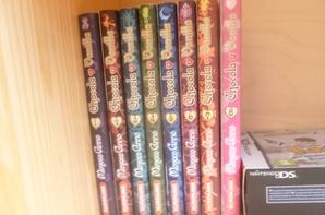 Ma collection de manga ♫ :D