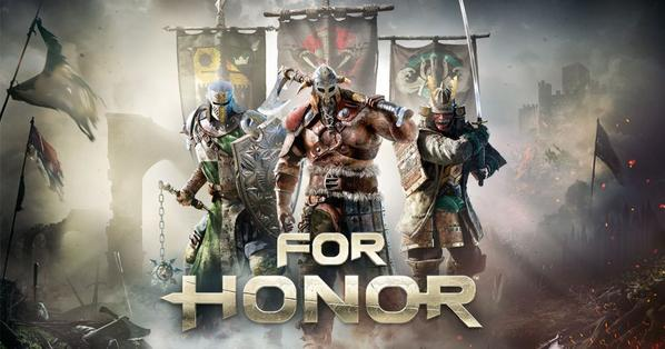 FOR HONOR !!