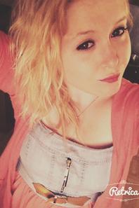 Moi tous blonde ^^ :p
