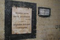 L'ossuaire de la place Denfert Rochereau  (Catacombe de paris) Prt 13