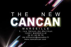 Xenon Radio ( RadioFunMusic ) à Marseille au mois de Mai au New Cancan