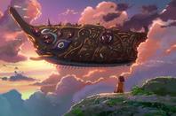 Voyage vers Agartha (Hoshi o Ou Kodomo)
