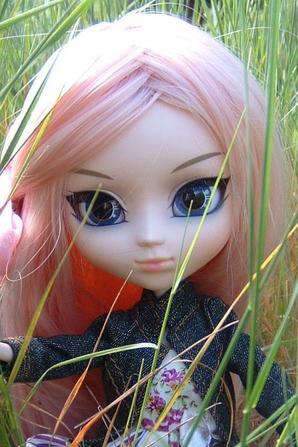 Scéance de Yumi  dans la nature