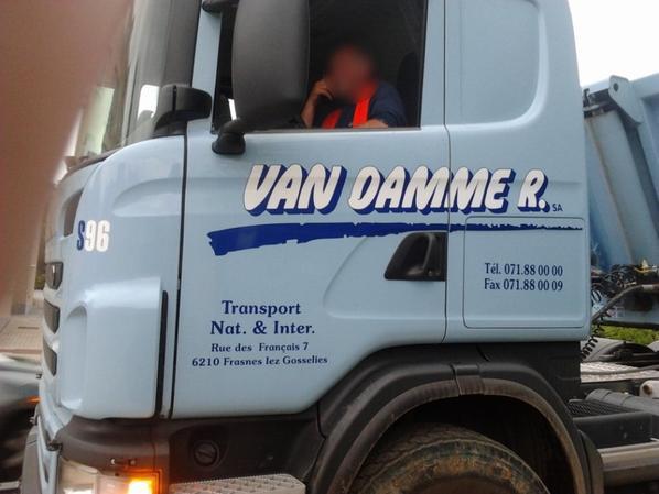 Group VDRT - Photo camion