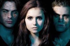 The Vampires Diaries ou Le journal d'un Vampire