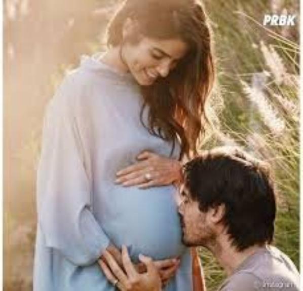 Nikki Reed est enceinte !