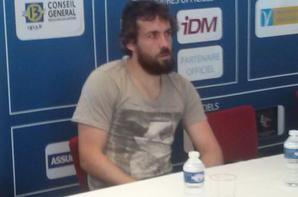 Conférence de presse pour l'arrivée des nouvelles recrues, photos prises par mes soins (certaine) :)