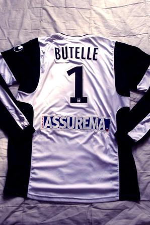 Maillot Ludovic Butelle (77euros) sur ebay au profit d'une association