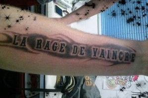 Mes tatouages en rapport avec L'A.C.A.