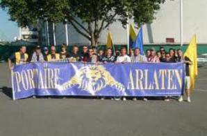 "Les supporters ""ARLATEN"""