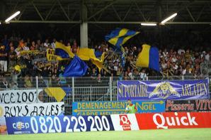 "Les supporters ""ARLATEN"""