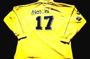 MAILLOT MANCHES LONGUES SAISON 2007/2008 (nationale) .